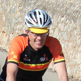 Darryl Leese - Group 3 Ride Leader