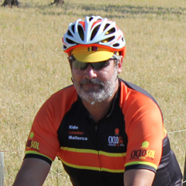 Rob Dulson - Group 2 & 3 Ride Leader