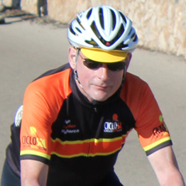 Roy Gardiner - Group 4 Ride Leader